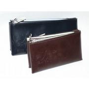 財布や小物入れなどに★  レザーウォレット・ミドルサイズ