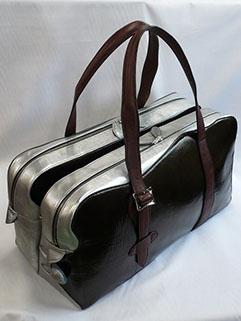 JLIAデザインアワード2009出品 スポーツバッグ型旅行カバン